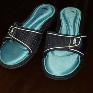 Nike SlipOn Sandals  Size 7W